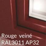 Rouge veiné Ral3011