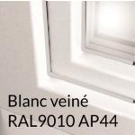 Blanc veiné RAL9010