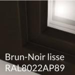 Noir Brun RAL8022