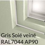 Gris Soie RAL7044